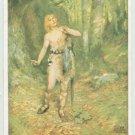 Leeke Postcard Wagner Opera Siegfried Scene