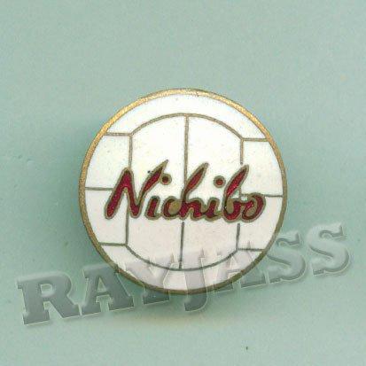 VOLLEYBALL pin JAPAN NICHIBO numbered