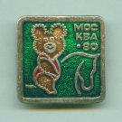 EQUESTRIAN pin Horse USSR Moscow'80 Olympic Games -08