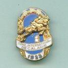 Equestrian pin Romania International Championship 1958