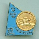 CANOE-KAYAK Pin Australia Sydney 2000 Olympic Games