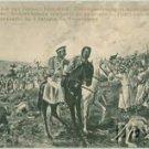 Balkan War Military Postcard the Battle near Gechkenli