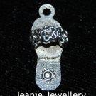 sandal Tibetan Silver Charm