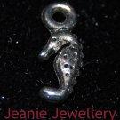 Sea Horse Tibetan Silver Charm