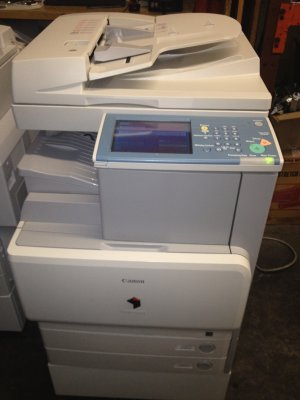 CANON IMAGERUNNER C2550 TREIBER WINDOWS XP