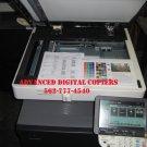 Konica Minolta C203 Copier Printer Scanner
