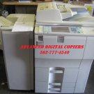 RICOH AFICIO MP5500 COPIER PRINTER SCANNER FAX MP5500