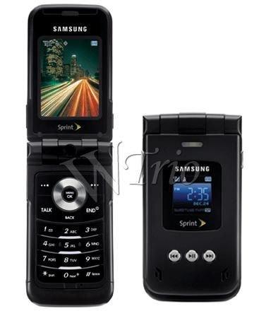 Samsung A1900M Mobile Cellular Phone (Sprint Network)