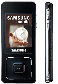 Samsung SGH-F300 MP3 Mobile Cellular Phone (Unlocked)