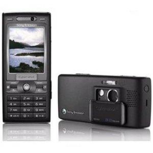 Sony Ericsson K800i Mobile Cellular Phone (Unlocked)