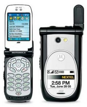 Nextel Motorola i930 Mobile Cellular Phone