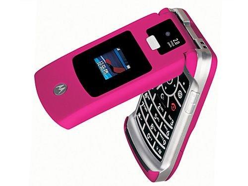 "Motorola Razr V3x Limited Edition ""Pink"" Mobile Cellular Phone (Unlocked)"