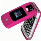 "Motorola Razr V3x Limited Edition ""Pink"" Mobile Cellular Phone (Unlocked)"