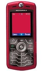 "Motorola SLVR L7 ""Red"" Mobile Cellular Phone (Unlocked)"