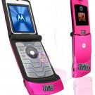 "Motorola Razr V3i ""Pink"" Mobile Cellular Phone (Unlocked)"