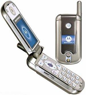 Motorola V878 Mobile Cellular Phone (Unlocked)
