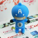 Free shipping-Promotion cartoon 4GB USB Flash Drive USBpen drive-A