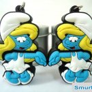 Free shipping-Promotion cartoon 4GB USB Flash Drive pen drive-Smurfette