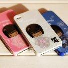 Case For Iphone 4S / Iphone case- FreeShipping 10pcs/lot Wholesale  (kimono )