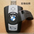 Free shipping-Promotion 4GB cartoon USB Flash Drive pen drive-BMW