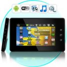 PocketDroid - Mini Android 2.2 Tablet with 4.3 Inch Touchscreen (WiFi)