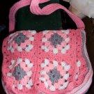 Granny Square Messenger Bag - Earth Friendly