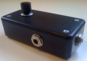 Audio Ecstasy Kill Switch Guitar Pedal