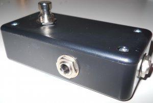 Audio Ecstasy Killswitch Guitar Pedal w/ Metal Switch