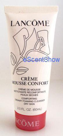 LANCOME CREME RADIANCE / MOUSSE CONFORT CLARIFYING COMFORTING CLEANSER - CHOOSE