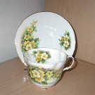 Rosina China Co Ltd. - Yellow Flower Pattern