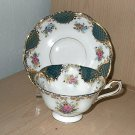 Royal Albert - Cleopatra - Cup and Saucer