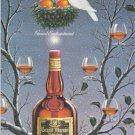 1985 GRAND MARNIER Liqueur 2-Pg Vintage Print Ad