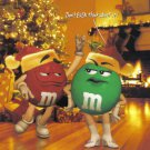 M&M's 1997 Candy Illustrated Print Ad