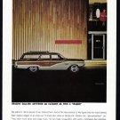 1964 MERCURY WAGON Vintage Auto Print Ad