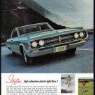 1964 OLDSMOBILE Starfire Auto Vintage Print Ad