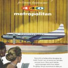1956 CONVAIR Aircraft Vintage Print Ad