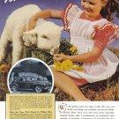 1941 BUICK Vintage Auto Print Ad