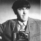 1988 NIKON Camera 3 Stooges & Einstein Print Ad