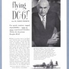 1950 Samuel Goldwyn Douglas Aircraft Vintage Print Ad