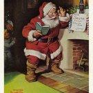 1963 COCA-COLA Vintage Print Ad