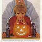 1964 COCA-COLA Vintage Print Ad