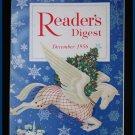 1956 READER'S DIGEST December Issue Magazine