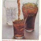1963 COCA-COLA Vintage Print Advertisement