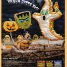 FLINTSTONES Post Cereal 2006 Halloween Print Ad