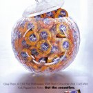 YORK Candy 2001 Halloween Printed Advertisement