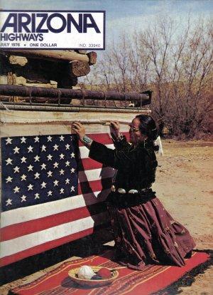 1976 ARIZONA HWYS Magazine JULY Issue
