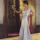 1946 Hawaii Matson Cruises Vintage Print Advertisement
