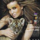 MAX FACTOR Carmen Electra 2007 Magazine Print Ad