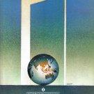 1989 Inter-Continental Hotel Magazine Print Ad