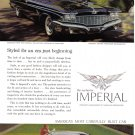 1960 CHRYSLER Vintage Auto Print Ad
